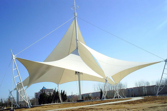 Tensile Structures Manufacturers Fabric Tensile